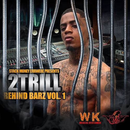 "2 TRILL ""BEHIND BARZ VOL. 1"" (NEW CD)"