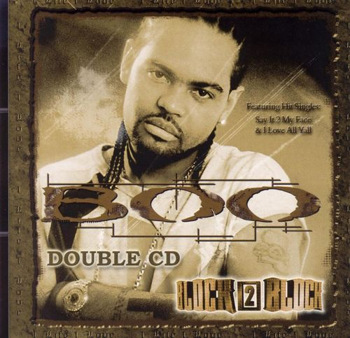 "BOO ""BLOCK 2 BLOCK"" (USED 2-CD)"