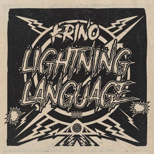 "K-RINO ""LIGHTNING LANGUAGE"" (NEW CD)"