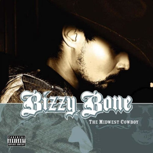 "BIZZY BONE ""THE MIDWEST COWBOY"" (USED CD)"