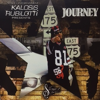 "KALOSIS RUBILOTTI ""JOURNEY"" (NEW CD)"