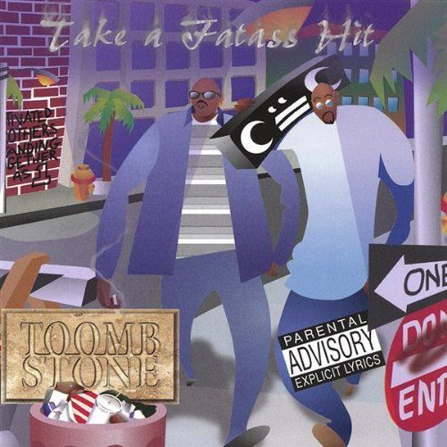 "TOOMBSTONE ""TAKE A FATASS HIT"" (USED CD)"