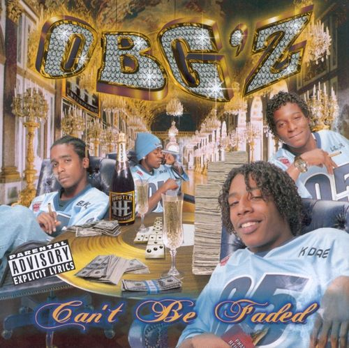 "O.B.G.'Z ""CAN'T BE FADED"" (USED CD)"