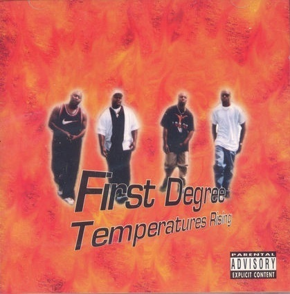 "FIRST DEGREE ""TEMPERATURES RISING"" (USED CD)"