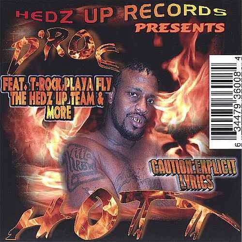 "D'ROC ""HOTT"" (USED CD)"