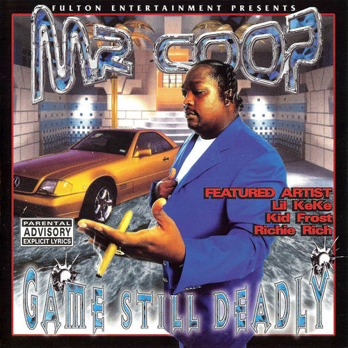"MR. COOP ""GAME STILL DEADLY"" (NEW CD)"