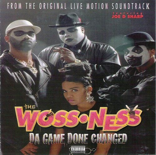 "THE WOSS NESS ""DA GAME DONE CHANGED"" (USED CD)"