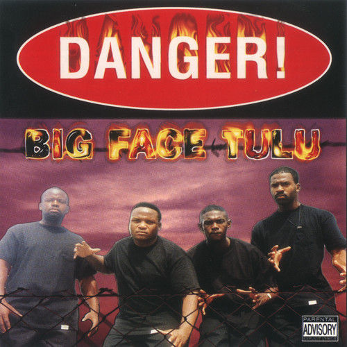 "BIG FACE TULU ""DANGER!"" (USED CD)"