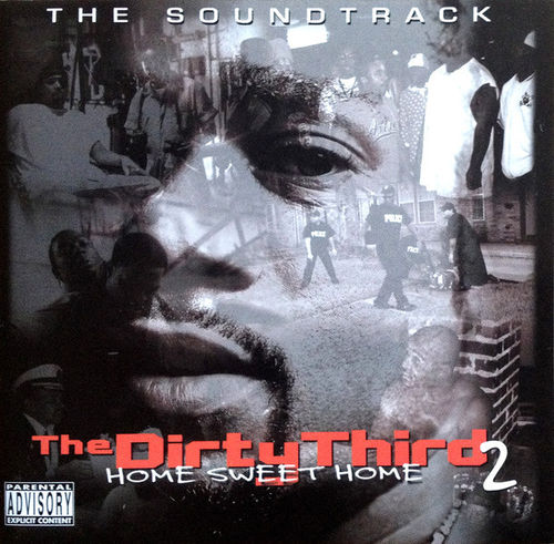 "VARIOUS ""THE DIRTY THIRD 2: HOME SWEET HOME"" (USED CD)"