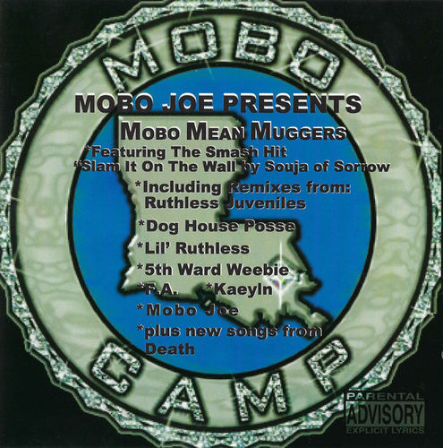 "MOBO JOE PRESENTS ""MOBO MEAN MUGGERS"" (NEW CD)"