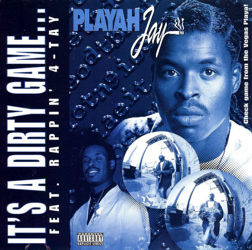 "PLAYAH JAY ""IT'S A DIRTY GAME..."" (USED CD)"