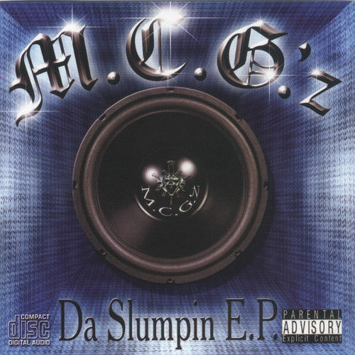 "M.C.G.'Z ""DA SLUMPIN E.P."" (USED CD)"