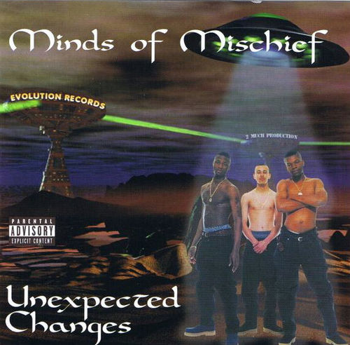 "MINDS OF MISCHIEF ""UNEXPECTED CHANGES"" (USED CD)"