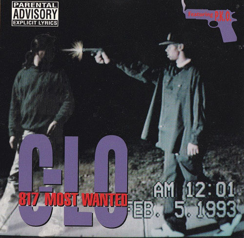 "C-LO ""817 MOST WANTED"" (USED CD)"