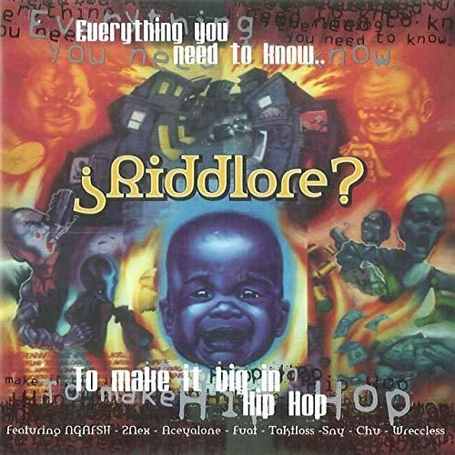 "RIDDLORE? ""EVERYTHING YOU NEEDED TO KNOW..."" (USED CD)"