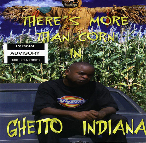 "AL PISSY ""THERE'S MORE THAN CORN IN GHETTO INDIANA"" (USED CD)"
