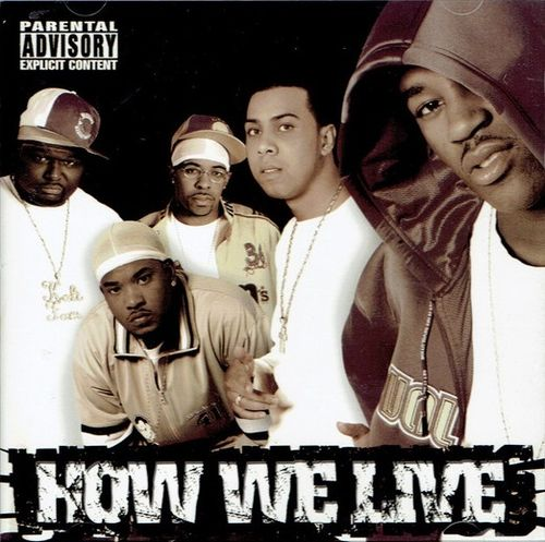 "KALI FAM ""HOW WE LIVE"" (USED CD)"
