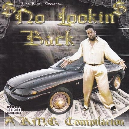 "JUNE BUGSY PRESENTS ""NO LOOKIN BACK: A B.M.G. COMPILATION"" (USED CD)"