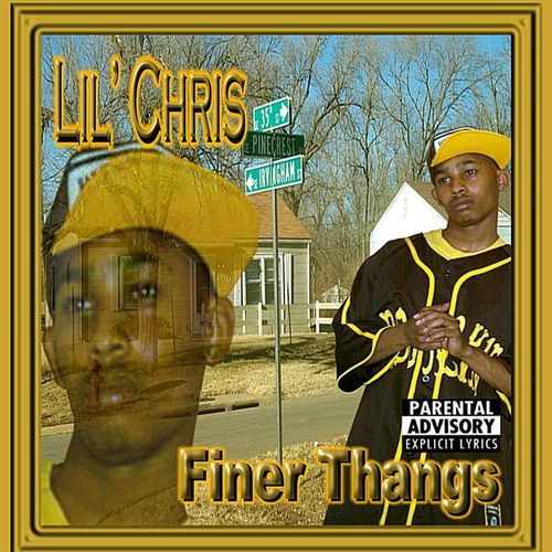 "LIL' CHRIS ""FINER THANGS"" (USED CD)"