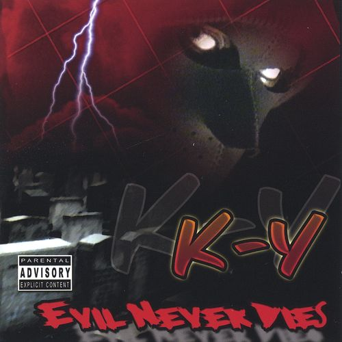 "K-Y ""EVIL NEVER DIES"" (USED CD)"