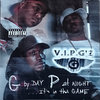 "V.I.P. G'Z ""G BY DAY P AT NIGHT...IT'S IN THA GAME"" (USED CD)"