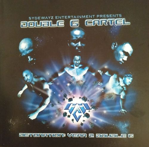"DOUBLE G CARTEL ""DETONATION: YEAR 2 DOUBLE G"" (USED CD)"