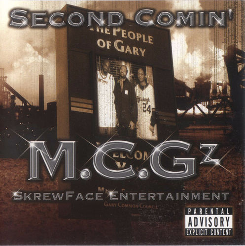 "M.C.G'Z ""SECOND COMIN'"" (USED CD)"