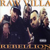"RAW VILLA ""REBELLION EP"" (USED CD)"