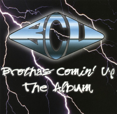 "BROTHAS COMIN' UP ""THE ALBUM"" (USED CD)"