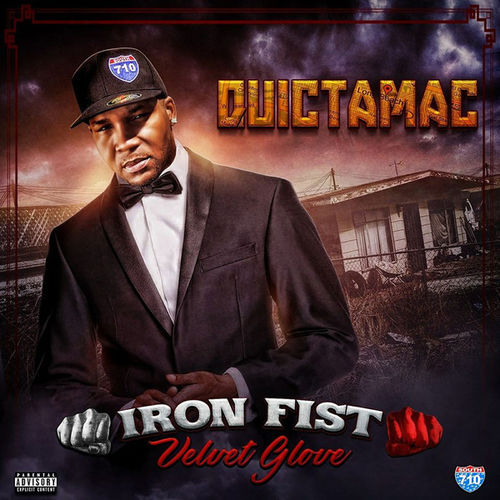 "QUICTAMAC ""IRON FIST VELVET GLOVE"" (NEW CD)"
