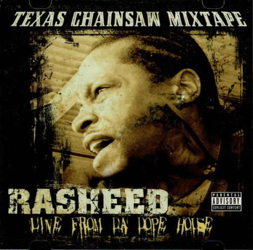 "RASHEED ""TEXAS CHAINSAW MIXTAPE"" (USED CD)"