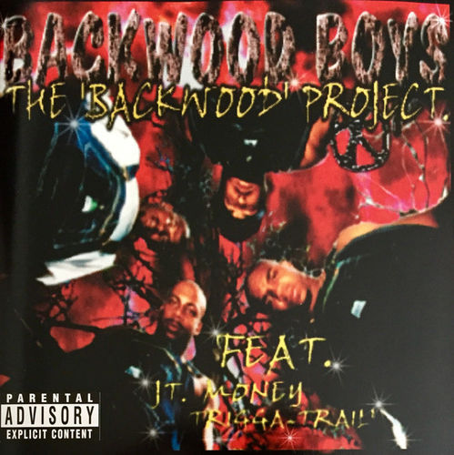 "BACKWOOD BOYS ""THE BACKWOOD PROJECT"" (USED CD)"