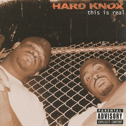 "HARD KNOX ""THIS IS REAL"" (USED CD)"