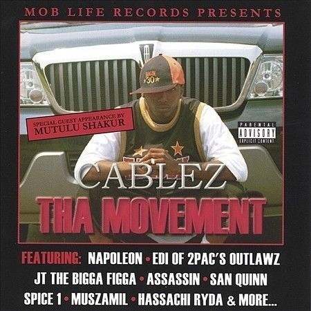 "CABLEZ  ""THA MOVEMENT"" (USED CD)"