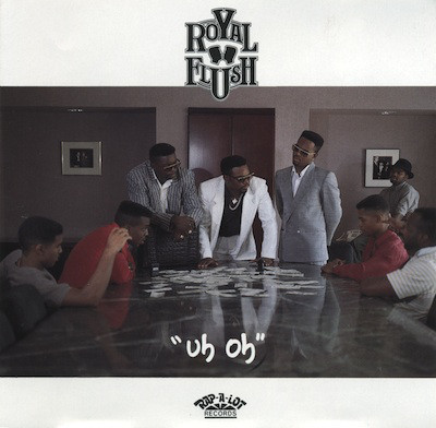 "ROYAL FLUSH ""UH OH!"" (USED CD)"