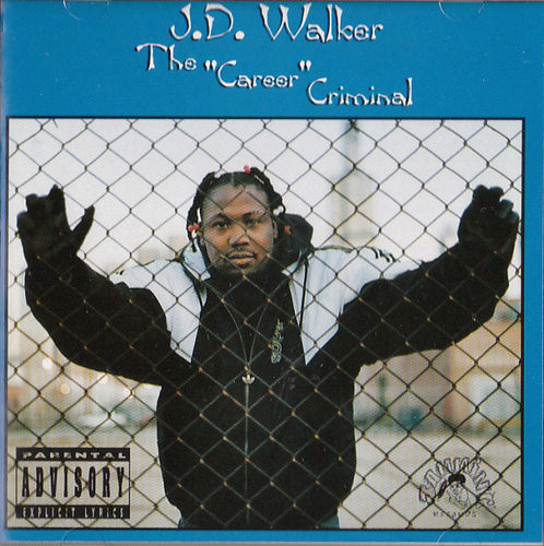 "J.D. WALKER ""THE 'CAREER' CRIMINAL"" (USED CD)"