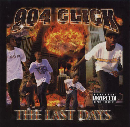 "904 CLICK ""THE LAST DAYS"" (USED CD)"