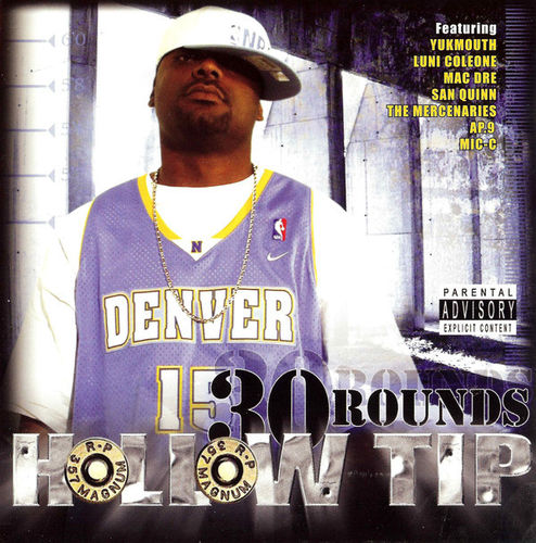 "HOLLOW TIP ""30 ROUNDS"" (USED CD)"