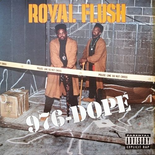 "ROYAL FLUSH ""976-DOPE"" (USED CD)"