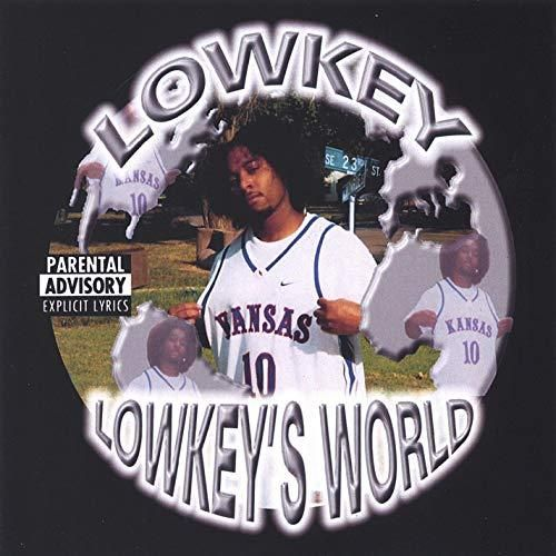 "LOWKEY ""LOWKEY'S WORLD"" (USED CD)"