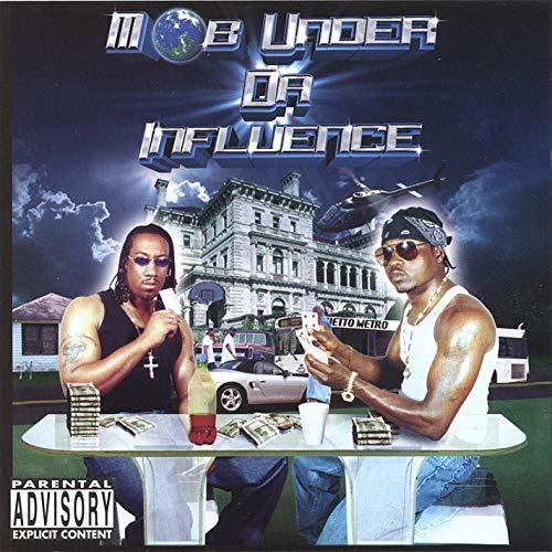 "MOB UNDER DA INFLUENCE ""MOB UNDER DA INFLUENCE"" (NEW CD)"