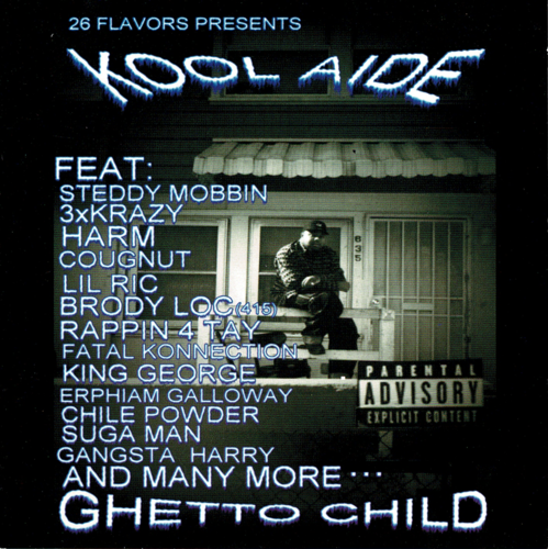 "KOOL AIDE ""GHETTO CHILD"" (USED CD)"