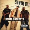 "5TH WARD BOYZ ""USUAL SUSPECTS"" (USED CD)"