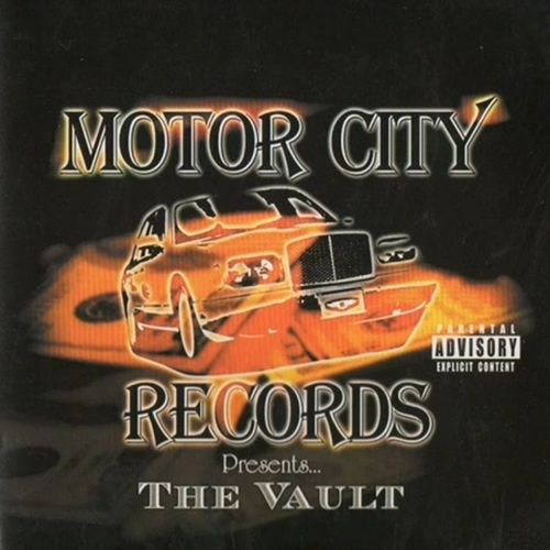 "MOTOR CITY RECORDS PRESENTS ""THE VAULT"" (USED CD)"