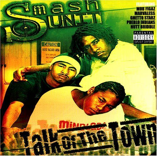 "SMASH UNIT ""TALK OF THE TOWN"" (USED CD)"
