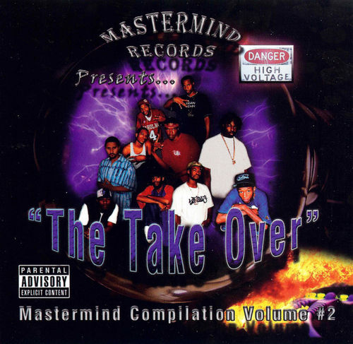 "MASTERMIND RECORDS ""THE TAKE OVER"" (USED CD)"