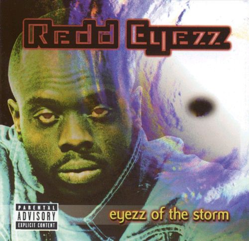 "REDD EYEZZ (FROM ZOE POUND) ""EYEZZ OF THE STORM"" (USED CD)"