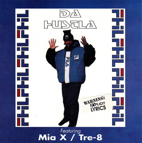 "FILA PHIL ""DA HUSTLA"" (NEW CD)"