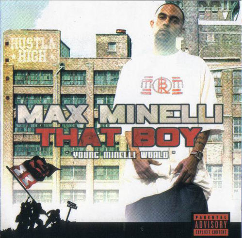 "MAX MINELLI ""THAT BOY"" (USED CD)"
