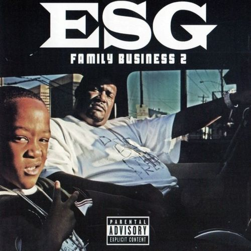 "ESG ""FAMILY BUSINESS 2"" (NEW CD)"